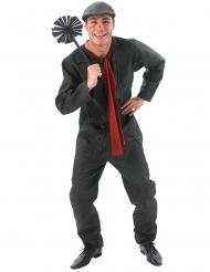 Schornsteinfeger Bert™ aus Mary Poppins schwarz