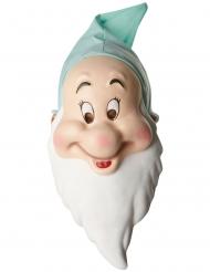 Pimpel-Maske Zwergenmaske Schneewittchen™ türkis-weiss