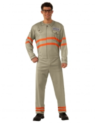 Ghostbusters™-Herrenkostüm Kevin Lizenz-Verkleidung Overall beige-orange