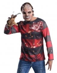 Freddy Krüger™-Herrenkostüm Serienmörder Halloween bunt