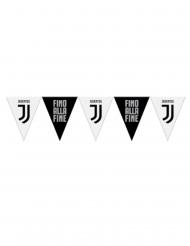 Juventus™-Girlande schwarz-weiss