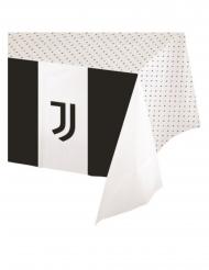 Juventus™-Tischdecke schwarz-weiss 120x180cm