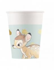 Bambi™-Pappbecher Disney™-Lizenz für Kinder 8 Stück bunt 260ml