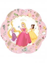 Prinzessinnen Pappteller Disney™-Lizenz bunt 4 Stück 26cm