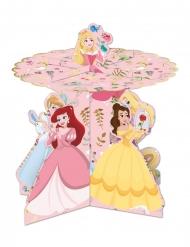 Disney™Prinzessinnen-Cupcake-Aufsteller Tischzubehör Kindergeburtstag bunt