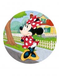 Minnie Maus™-Tortenaufleger für jeden Kindergeburtstag bunt 20cm