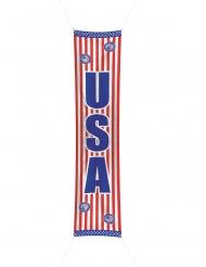 USA-Türbanner rot-weiß-blau 300 x 60 cm