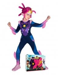 Cece-Kinderkostüm Lizenz mit Geschenkbox Zak Storm™ blau-pink