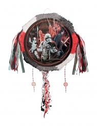 Die letzten Jedi-Star Wars™-Pinata Partyzubehör rot-grau 45cm