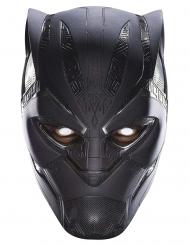 Black Panther™-Maske aus Pappkarton Avengers Infinity War™ schwarz