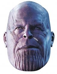 Marvel™ Thanos™-Pappmaske lila