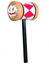Harley Quinn™-Hammer Lizenz-Zubehör Sucide Squad bunt 16x35cm