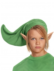 Zelda™-Kostüm-Set für Kinder Elfen 2-teilig grün-beige