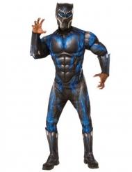 Black Panther Endgame™-Herrenkostüm schwarz-blau