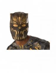 Erik Killmonger™-Lizenzmaske für Erwachsene Marvel schwarz-gold