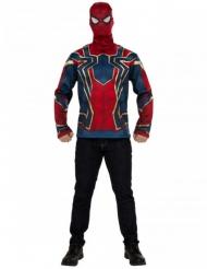 Iron Spider Infinity War™-Lizenzkostüm-Set 2 -teilig für Erwachsene blau-rot