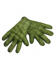 Hulk™-Handschuhe Kostümzubehör Lizenz Infinity War grün