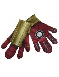 Hulkbuster™-Handschuhe für Herren Infinity War rot-gold