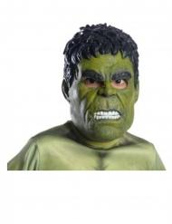 Hulk™-Maske Lizenzmaske für Erwachsene grün-schwarz