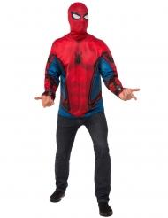Spiderman Homecoming™-Jacke mit Kapuze Lizenz-Zubehör rot-blau