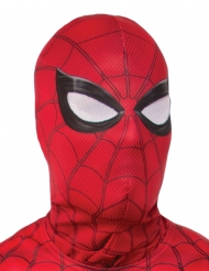Spiderman™-Kopfbedeckung Marvel-Kostümzubehör rot-schwarz