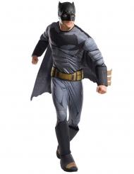 Batman™-Lizenzkostüm für Herren Justice League schwarz-grau-gelb