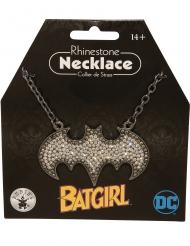 Batgirl™-Kette für Damen Schmuck Accessoire silber