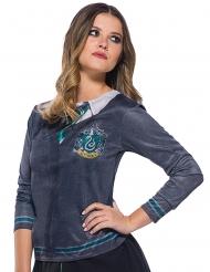 Harry Potter™-Slytherin Kostüm für Damen grau-grün