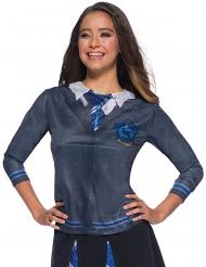 Harry Potter™-Ravenclaw T-Shirt Lizenzartikel grau-blau-silber