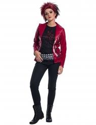 Artemis-Kostüm für Herren Ready Player One™-Lizenzkostüm schwarz-rot