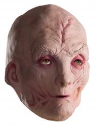 Anführer Snoke-Maske Star Wars-Lizenz für Erwachsene hautfarben-rot