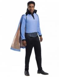 Lando Calrissian™-Lizenzkostüm für Herren blau-schwarz-gold