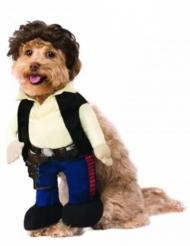 Han Solo Star Wars™ Kostüm für Hunde