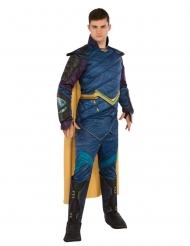 Loki Thor Ragnarok™-Herrenkostüm Lizenz blau-lila-schwarz