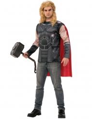 Thor™-Ragnarok Kostümzubehör für Herren grau-rot