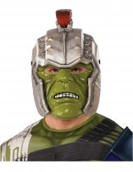 Hulk™-Lizenzmaske Marvel™ Kostüm-Accessoire grün-silberfarben