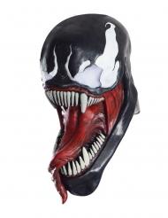 Venom™-Maske Marvel-Lizenz für Erwachsene schwarz-weiss