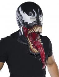 Venom™-Maske für Erwachsene Marvel-Lizenz schwarz-weiss-rot