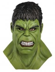 Hulk™-Superhelden Maske für Erwachsene grün-schwarz