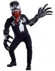 Venom™-Kostüm für Erwachsene Lizenz schwarz-weiss
