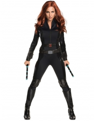 Black Widow™ Damenkostüm The Avengers Civil War schwarz