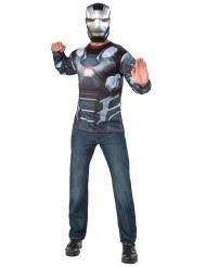 War Machine™-Marvel Lizenzkostüm für Herren grau