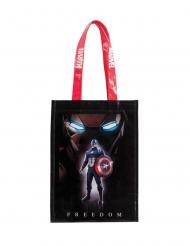 Captain America™-Tasche Civil War Superhelden-Zubehör bunt