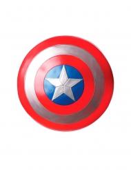 Captain America™-Civil War Schild Kostümzubehör rot-blau-silber
