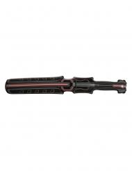 War Machine™ aufblasbare Spielzeug-Waffe schwarz