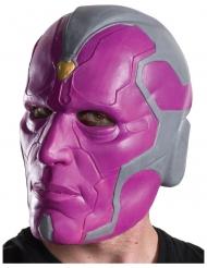 Vision™-Captain America-Maske violett-grau