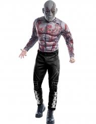 Drax-Lizenzkostüm Guardians of the Galaxy™ grau-rot-schwarz