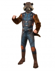 Rocket Raccoon™-Herrenkostüm Guardians of the Galaxy™blau-braun