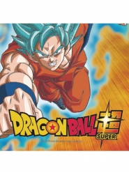 Dragon Ball Super™-Papierservietten Kinder bunt 20 Stück 33 x 33cm