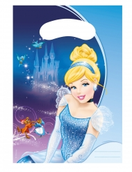 Cinderella™-Geschenktüten Disney 6 Stück bunt 17x23cm